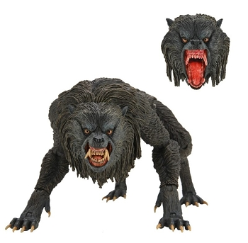 Neca Universal Monsters - An American Werewolf in London - Ultimate Kessler Wolf